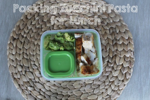 packingzucchinipastaforlunch